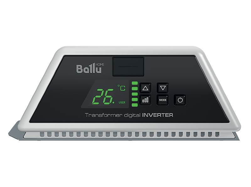 Блок управления Transformer Digital Inverter Ballu BCT/EVU-2.5I